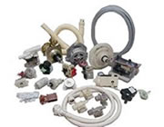 Photo of various spare parts